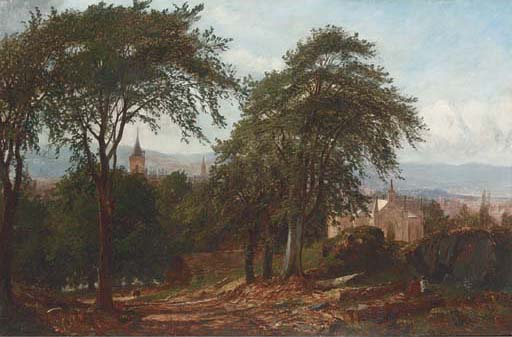 John Hall Craunston, 19th Cent