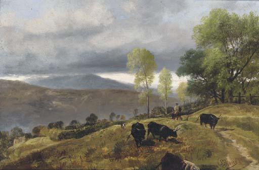 Richard Beavis, R.W.S. (1824-1