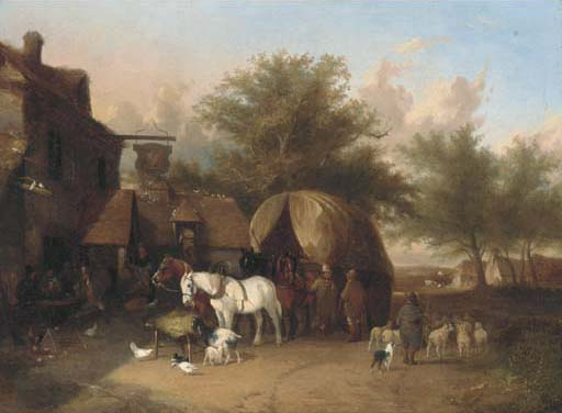 Attributed to William Shayer (