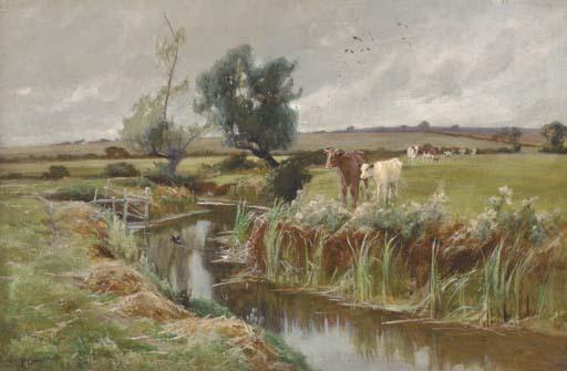 Arthur William Redgate (1860-1
