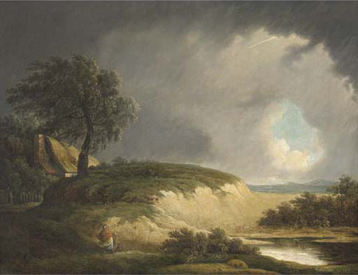 Attributed to George Morland (