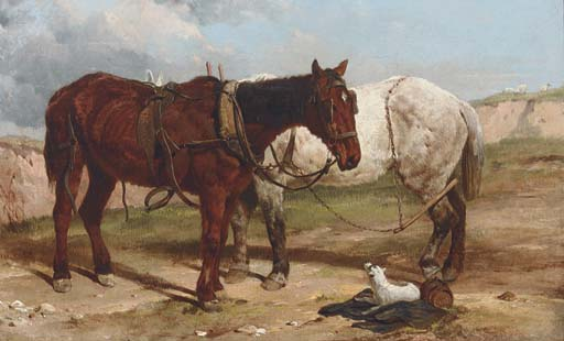 Harry Hall (fl.1838-1886)
