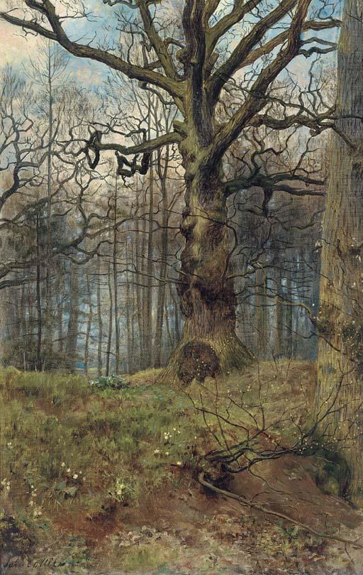 The Hon. John Collier (1850-19