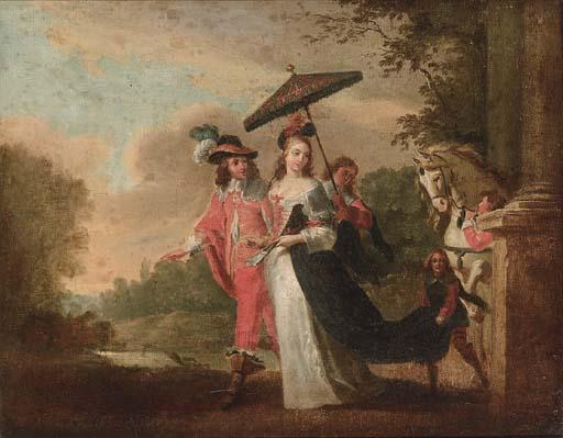 Manner of Remee van Leemput