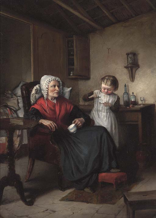 John Myles, 19th Century