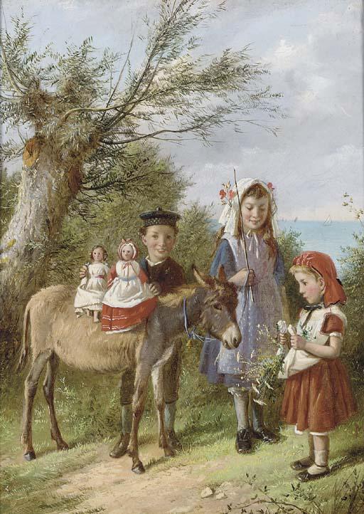 Charles Hunt (1829-1900)