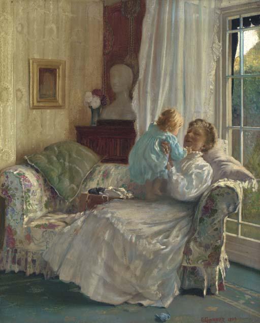 Louis Ginnett, R.O.I (1875-194