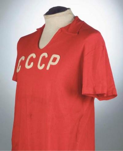 A RED RUSSIA INTERNATIONAL SHO