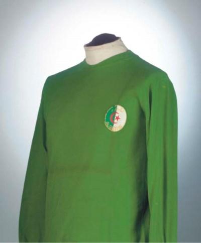 A GREEN ALGERIA INTERNATIONAL