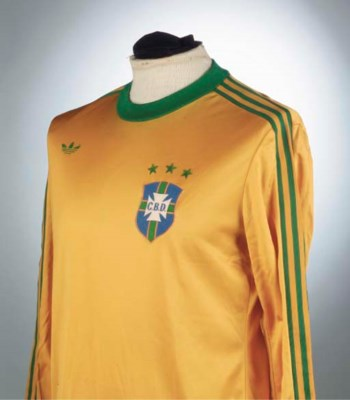 A YELLOW BRAZIL INTERNATIONAL