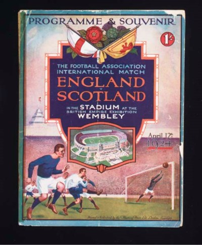 AN ENGLAND V. SCOTLAND INTERNA