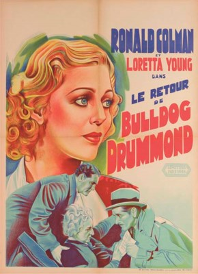 Bulldog Drummond Strikes Back/