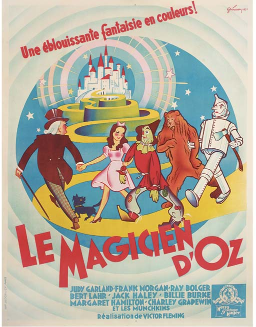 The Wizard Of Oz/Le Magicien d