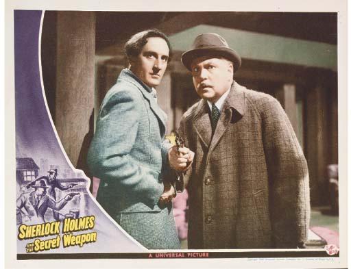 Sherlock Holmes And The Secret