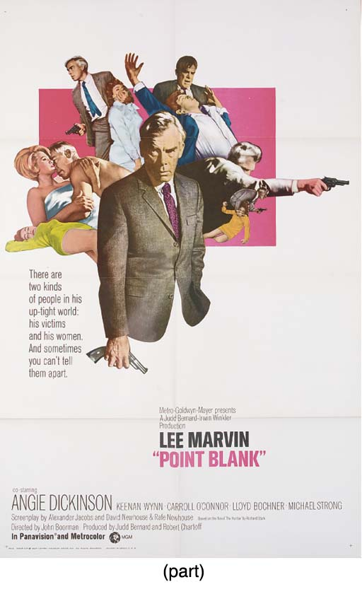 James Coburn And Lee Marvin