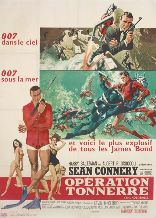 Thunderball/Operation Tonnerre
