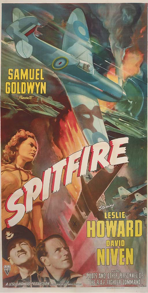 The First Of The Few/Spitfire