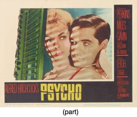 Psycho And Torn Curtain