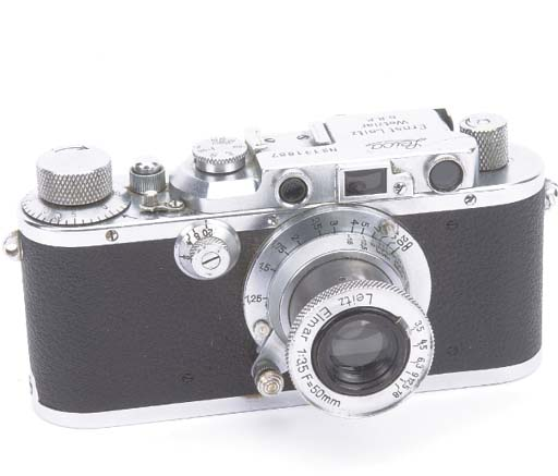 Leica III no. 131887