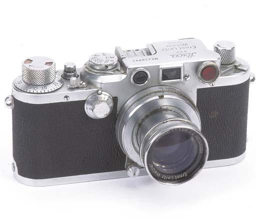 Leica IIIf no. 438892
