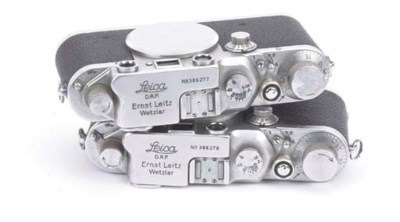 Consecutively numbered Leica c