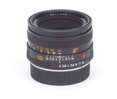 Summicron-R f/2 50mm. no. 3511