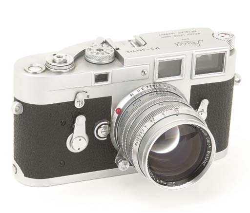 Leica M3 no. 984712