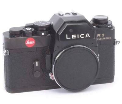 Leica R3 Electronic no. 146123