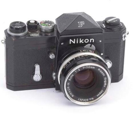 Nikon F no. 6711583