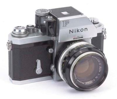 Nikon F no. 7255251