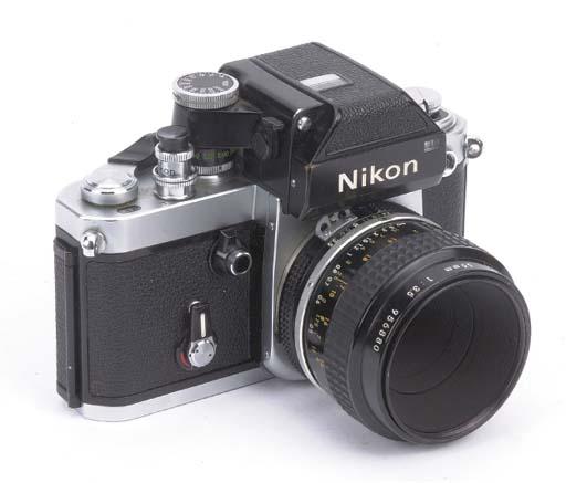 Nikon F2 no. 7120423