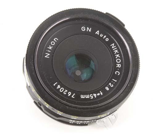 GN Nikkor·C f/2.8 45mm. no. 76