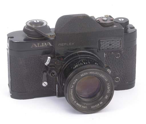 Alpa Reflex 6c no. 46961