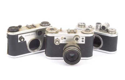 Periflex cameras