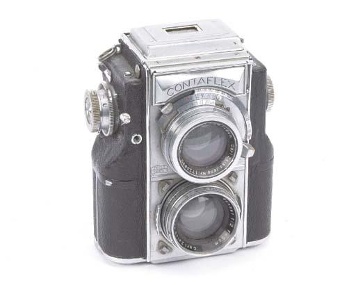 Contaflex twin lens no. A46005