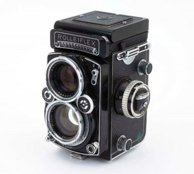 Rolleiflex E2 no. 2352023