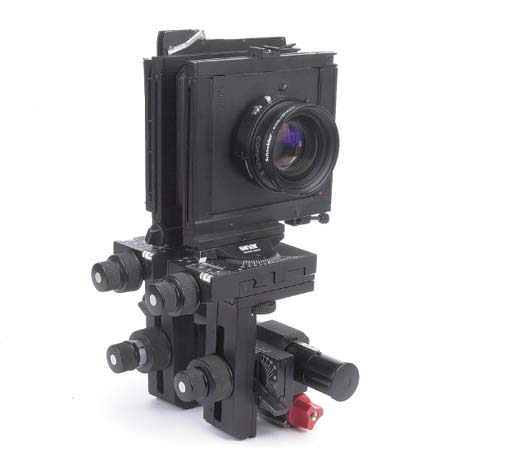 Sinar P camera