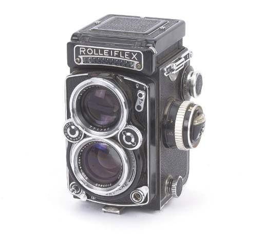 Rolleiflex 2.8E TLR no. 163789