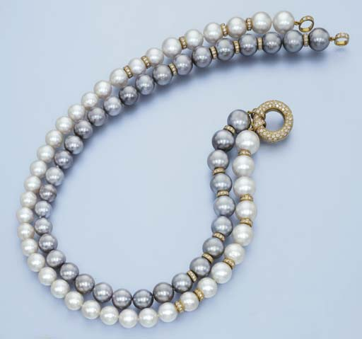 A SOUTH SEA CULTURED PEARL TWO