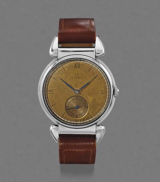 Omega. A large and unusual sta