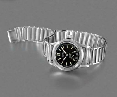 Oyster Watch Co. A stainless s