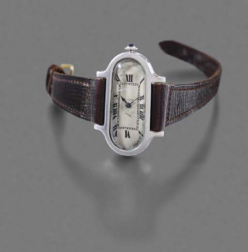 Cartier. A fine and unusual pl