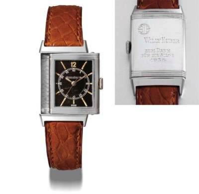 Jaeger-LeCoultre. A historical
