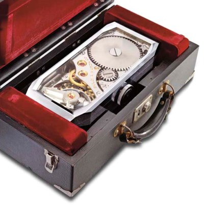 Bulova. An unusual and large s