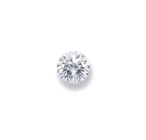 AN IMPORTANT UNMOUNTED DIAMOND