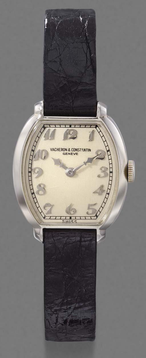 Vacheron Constantin. An 18K wh