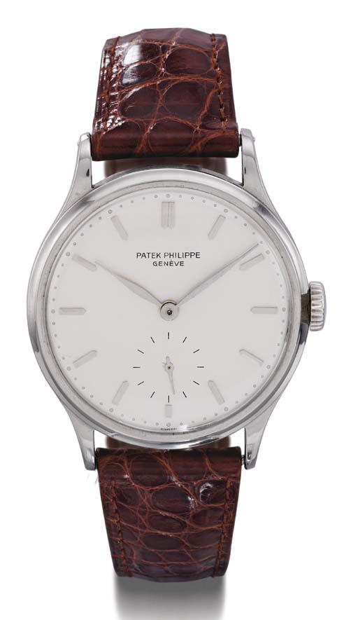 Patek Philippe. A rare and lar