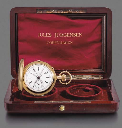 Jules Jürgensen. A fine and ra
