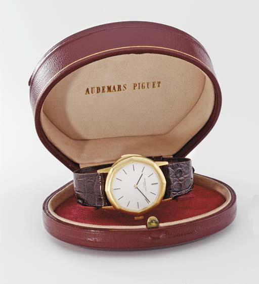 Audemars Piguet. A fine, extre