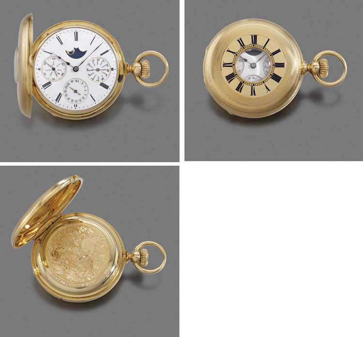 Patek Philippe. An early and h